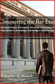 Conquering the Bar  Exam